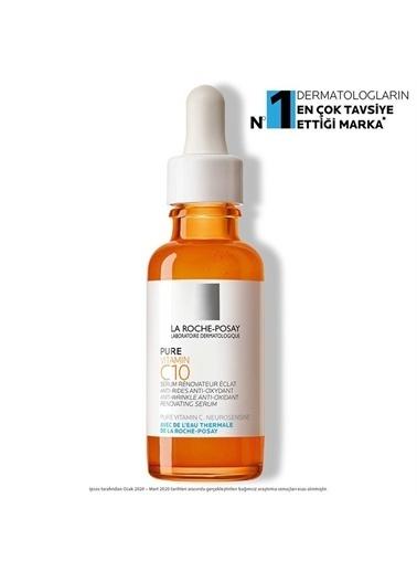 La Roche Posay La Roche Posay Saf C Vitamini Işilti Veren Antioksidan Serum 30 Ml Renksiz